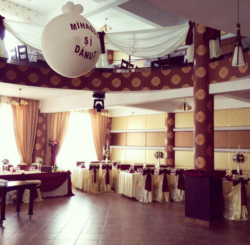 Sala de evenimente si nunti Principe Club Bacau