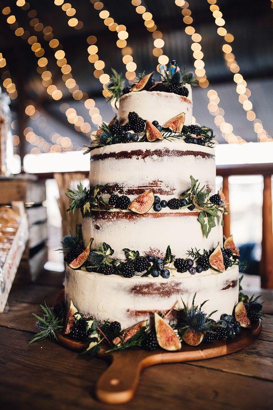 Paletă de culori pentru tortul de nuntă / sursa: rockmywedding.co.uk Nunta de vis la principeclub.ro